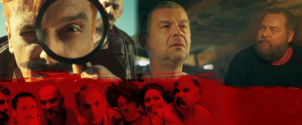Čuveni Buksovci stižu u Arenu 9.11. u 20:30h na svečanu premijeru filma The Books Of Knjige: Slučajevi pravde